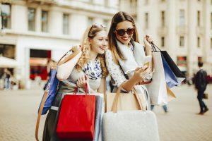 Shopping Parisian style